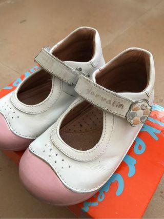 Zapato garvalin
