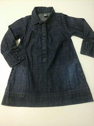 Vestido vaquero Zara 3-4 años