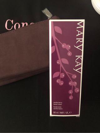 Crema de Manos Vanilla Berry
