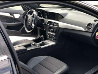 Mercedes-benz Clase C ocupe AMG 2011