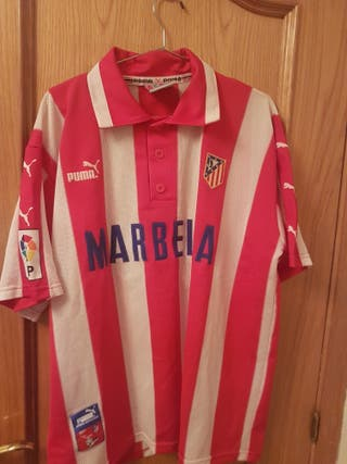 camiseta Atlético de Madrid original