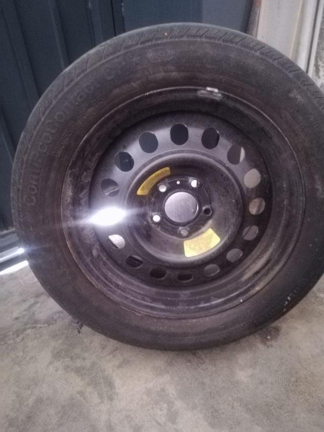 llanta rueda de repuesto 5x108