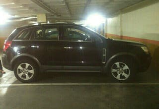 Opel Antara 2009 Motor 2000 CdTI 150cv