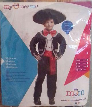 Disfraz mariachi niñ@