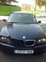 BMW Serie 320 2001