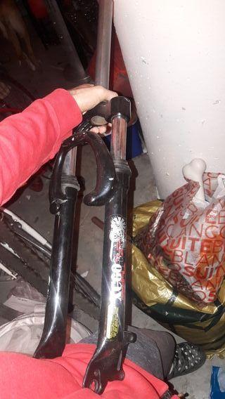 Amortiguador bicicleta