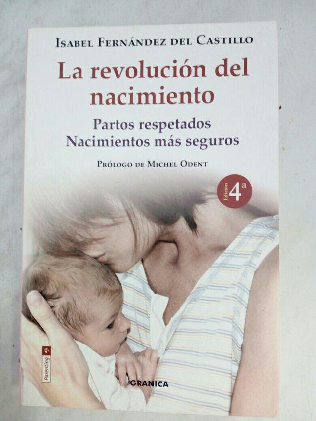 Libro embarazo y parto de segunda mano por 9 € en Amposta en WALLAPOP