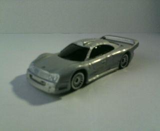Maqueta Mercedes CLK GTR 1:56