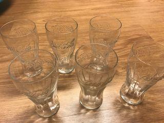 Coleccion vasos cocacola 6