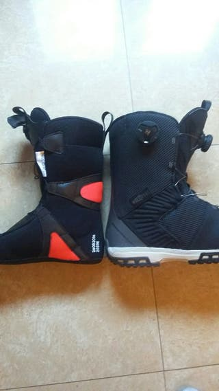 Botas snow salomon