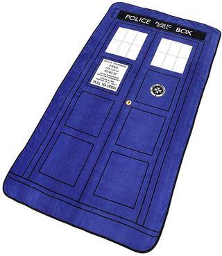 Manta Tardis Doctor Who
