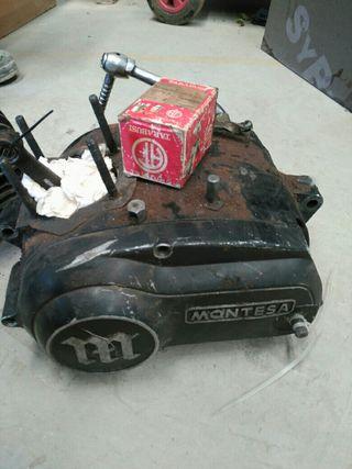 montesa 74 motor