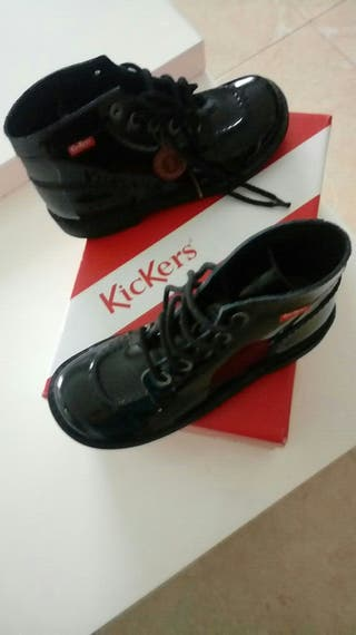 Botas Kickers Talla 38