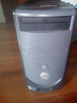 2 torres pc dell optiplex intel