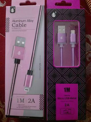 Cable usb- disponible en mas colores