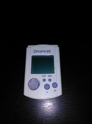 VisualMemory Dreamcast