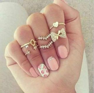 set anillos