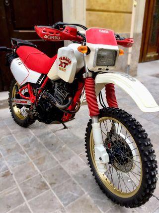Yamaha XT600 Desert