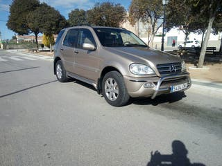 Mercedes-Benz Clase Ml 400 cdi 2004
