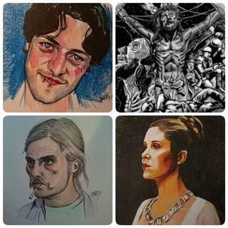 Dibujos por encargo, ilustraciones, cómics