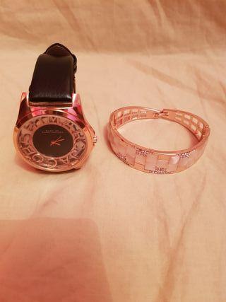 reloj de mujer una pulsera