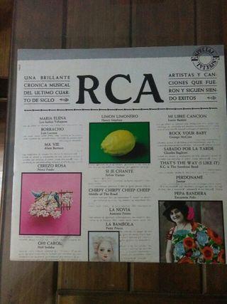 DISCO VINILO RCA