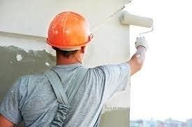 Pintor económico. Servicios de pintura