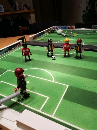 Futbolí playmobil