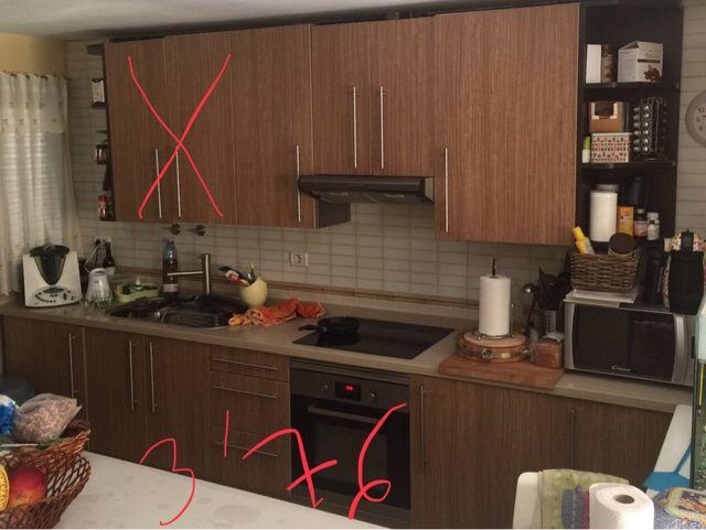 Muebles de cocina Forlady con silestone de segunda mano por 1.000 ...