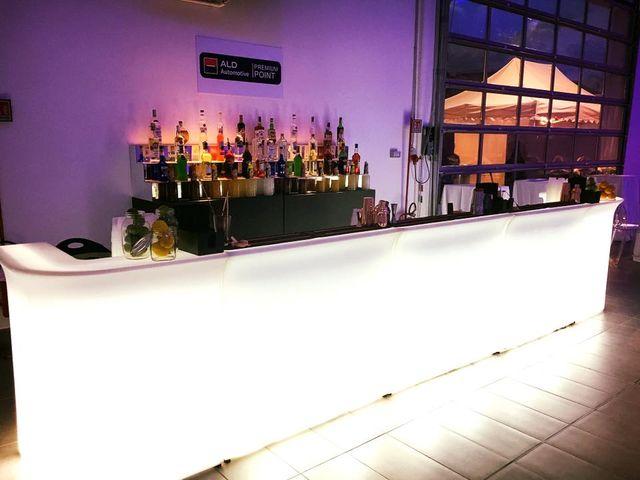 Barra de tienda hotel bar