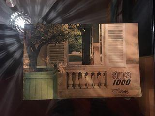 Catalogo simca 1000 aleman