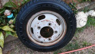 2 ruedas Camión Michelin