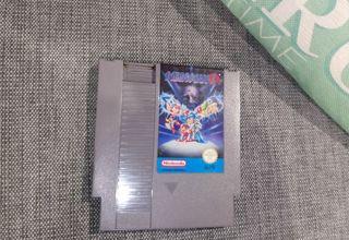 Megaman 3 Nintendo Nes