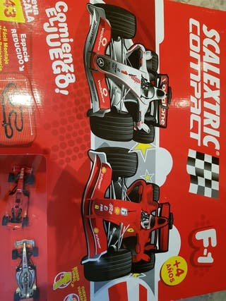 Scalextric Compact F-1