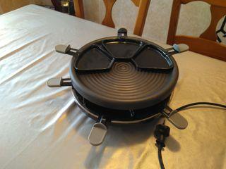 Raclette Severin 800 watios