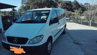 Mercedes vito semicamperizada