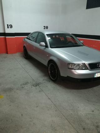 Audi A6 2001 2.4 v6 cambio por diesel