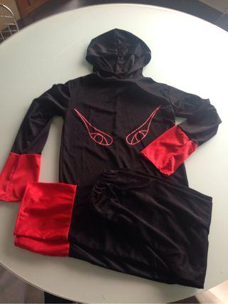 Disfraz ninja 7-9 años