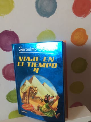 Libro Geronimo Stilton 4