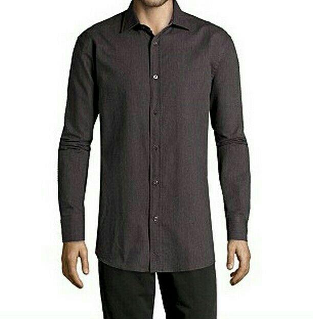c5a9a182 Camisa marrón hombre Hackett nueva con etiquetas de segunda mano por ...