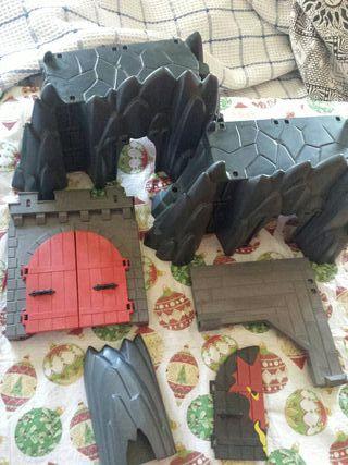 pieza castillo playmobil 3269