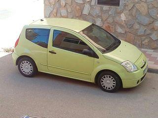 citroen c2 2005 1100gasolina 3 puertas en perfecto
