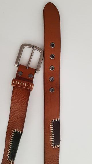 Cinturón marrón Scotch & soda