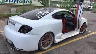 hyundai Coupe 1.6 tunning