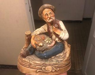 Figura de buen tamaño abuelo
