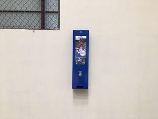Máquina padel vending overgrips