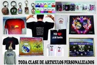 regalos personalizados. camisetas, gorras, puzzles