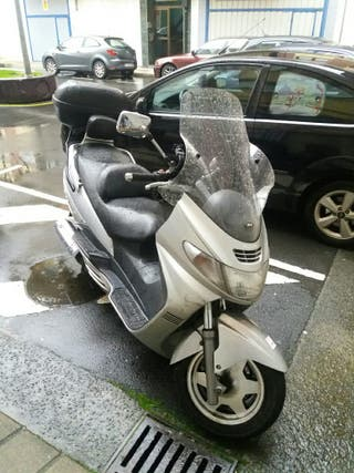 scooter suzuki burgman