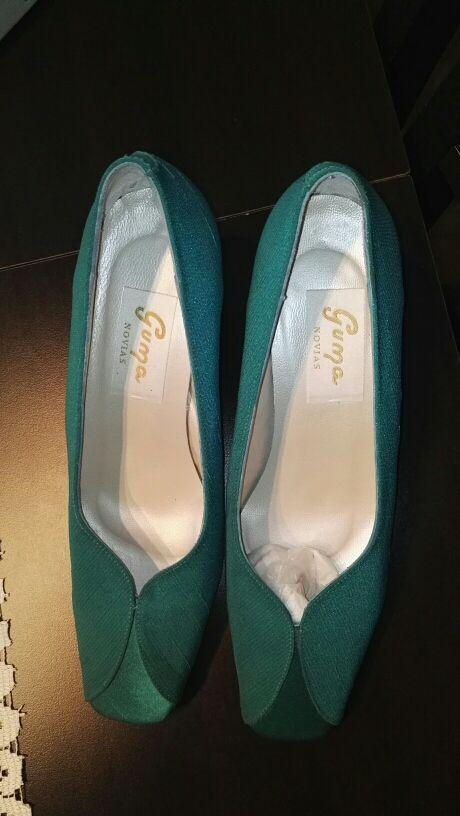 Zapato y bolso ceremonia