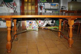 mesa de bodega